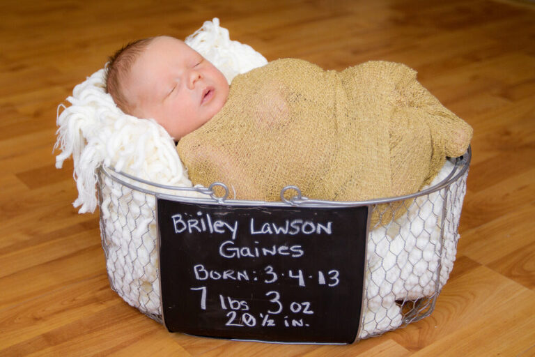 Briley Albuquerque Newborn Photographer