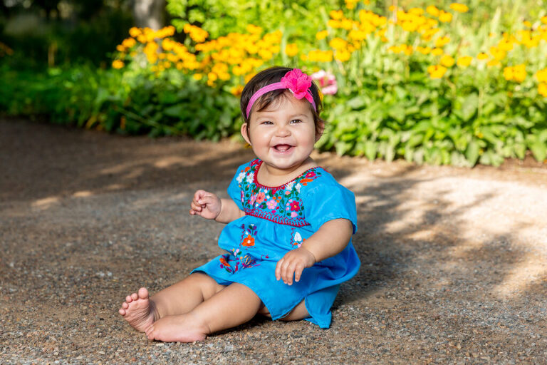 Albuquerque Family Photography Session, first birthday session